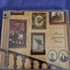 CDs de Música: 2CDS TRIBUTO A EL NIÑO GUSANO. MANTA RAY, LA CASA AZUL, BUNBURY, LA HABITACIÓN ROJA, SIDONIE.... Lote 148450634