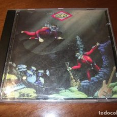 CDs de Música: CD* TOPO. MAREA NEGRA. CD. EPIC 1982 SPAIN.DIFICIL-EXCELENTE. Lote 148459762