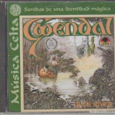 CDs de Música: MÚSICA CELTA CD GWENDAL GLEN RIVER 1990 PDI PRECINTADO. Lote 148463162