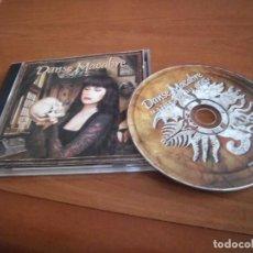 CDs de Música: DANSE MACABRE- MATTERS OF THE HEART. Lote 270519788