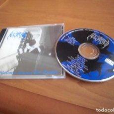 CDs de Música: ACCURSED- MEDITATION AMONG THE TOMBS. Lote 148476182