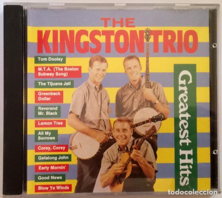THE KINGSTON TRIO: GREATEST HITS (Música - CD's Country y Folk)