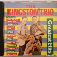 CDs de Música: THE KINGSTON TRIO: GREATEST HITS. Lote 148490514