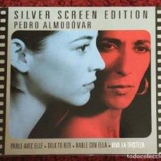 CDs de Música: B.S.O. PEDRO ALMODOVAR (HABLE CON ELLA + VIVA LA TRISTEZA) 2 CD'S SILVER SCREEN EDITION 2002. Lote 148502706