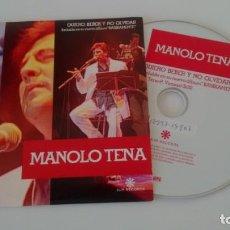 CDs de Música: CD-SINGLE PROMOCION DE MANOLO TENA. Lote 148519374