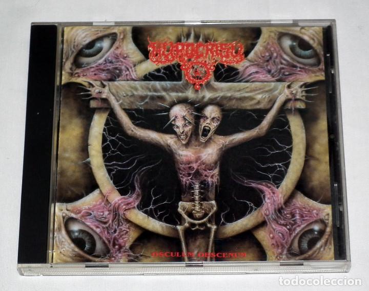 CD HYPOCRISY - OBSCULUM OBSCENUM (Música - CD's Heavy Metal)
