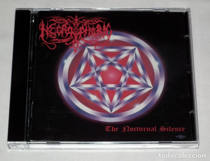 CD NECROPHOBIC - THE NOCTURNAL SILENCE (Música - CD's Heavy Metal)