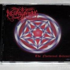 CDs de Música: CD NECROPHOBIC - THE NOCTURNAL SILENCE. Lote 148552218