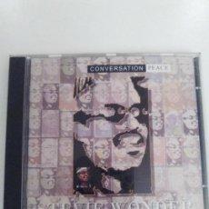CDs de Música: STEVIE WONDER CONVERSATION PEACE ( 1995 MOTOWN ). Lote 148586874