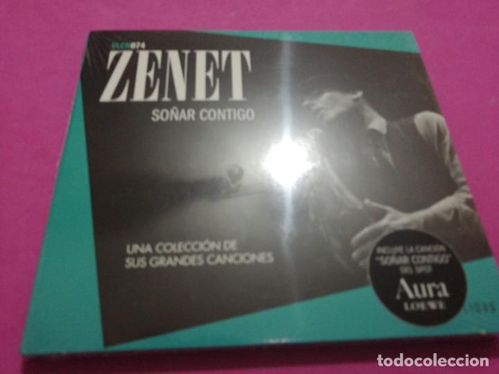ZENET, SOÑAR CONTIGO (Música - CD's Jazz, Blues, Soul y Gospel)