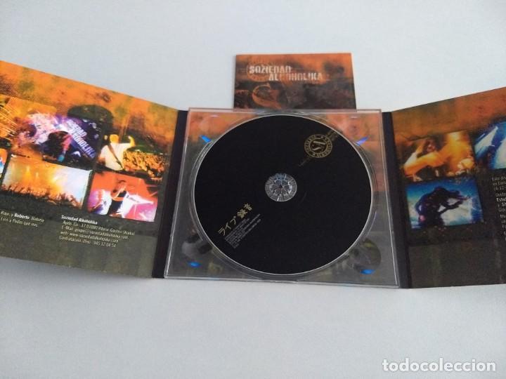 CDs de Música: SOZIEDAD ALKOHOLIKA. DIRECTO - Foto 2 - 148644294