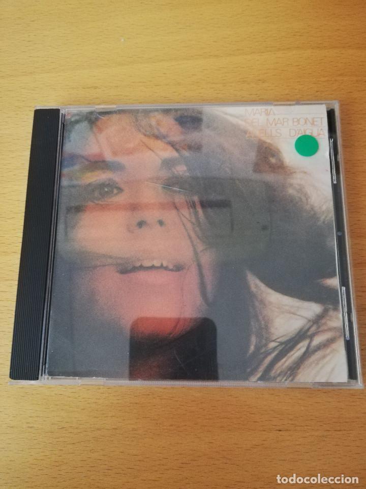 ANELLS D'AIGUA (MARIA DEL MAR BONET) CD (Música - CD's Otros Estilos)