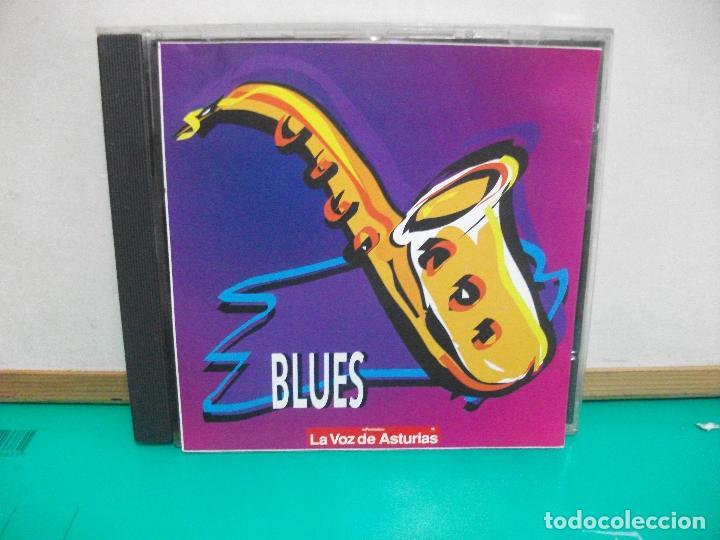 BLUES LA VOZ DE ASTURIAS CD ALBUM NUEVO¡ PEPETO (Música - CD's Jazz, Blues, Soul y Gospel)