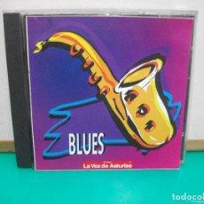 CDs de Música: BLUES LA VOZ DE ASTURIAS CD ALBUM NUEVO¡ PEPETO. Lote 148651550