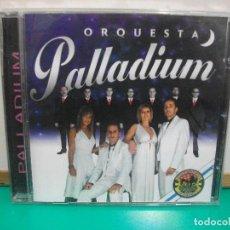 CDs de Música: ORQUESTA PALLADIUM CD ALBUM PONEVEDRA NUEVO¡¡ PEPETO. Lote 148651754