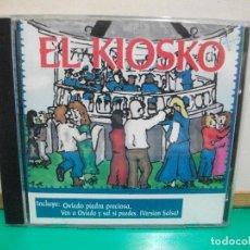 CDs de Música: EL KIOSKO CD ALBUM ASTURIAS VARIOS. Lote 148652966