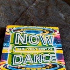 CDs de Música: NOW THE VERY BEST OF DANCE - DISCO IMPORTADO REINO UNIDO. Lote 148655678