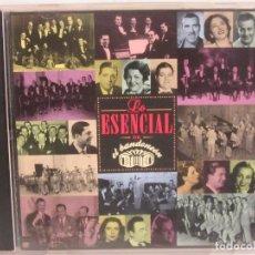 CDs de Música: LO ESENCIAL DE EL BANDONEON - TANGOS - GARDEL, MAGALDI..... - CD - 1998 - NM+/EX+. Lote 148673158