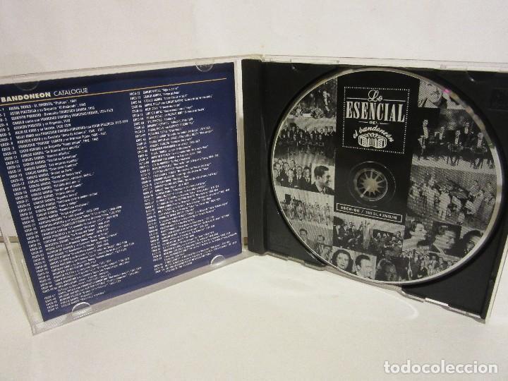 CDs de Música: Lo Esencial De El Bandoneon - Tangos - Gardel, Magaldi..... - CD - 1998 - NM+/EX+ - Foto 3 - 148673158