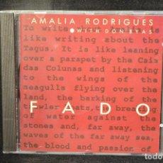 CDs de Música: AMALIA RODRIGUES WITH DON BYAS - FADO - CD. Lote 148734282