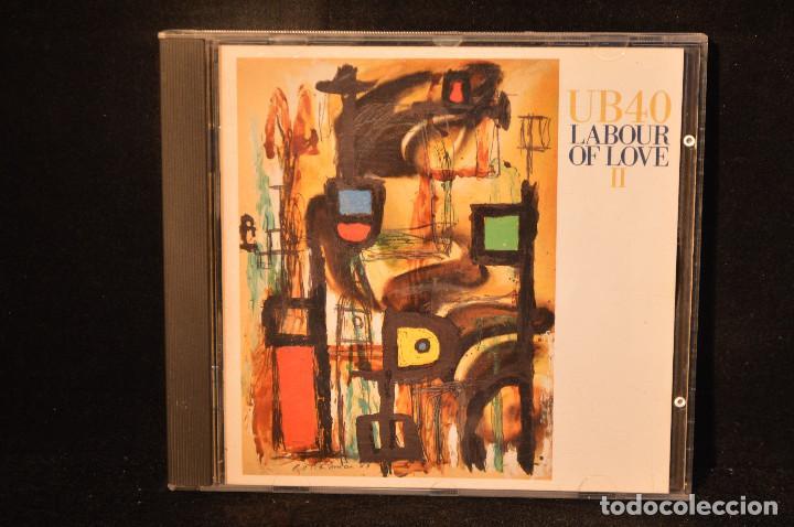 UB40 - LABOUR OF LOVE II - CD (Música - CD's Reggae)