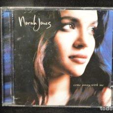 CDs de Música: NORAH JONES - COME AWAY WITH ME - CD. Lote 151366326