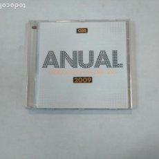 CDs de Música: ANUAL. EL ALBUM DANCE DEL AÑO. 2009. CD Nº 3. TDKV25. Lote 148736422