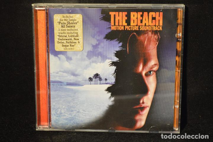 THE BEACH - BANDA SONORA - CD (Música - CD's Bandas Sonoras)