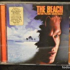 CDs de Música: THE BEACH - BANDA SONORA - CD. Lote 148757242