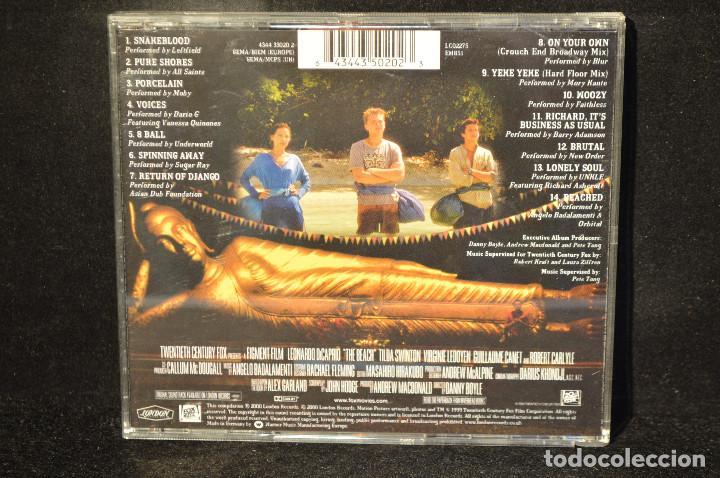 CDs de Música: THE BEACH - BANDA SONORA - CD - Foto 2 - 148757242
