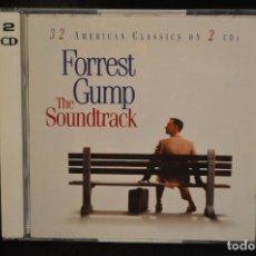 CDs de Música - FORRET GUMP - BANDA SONORA - 2 CD - 148760222
