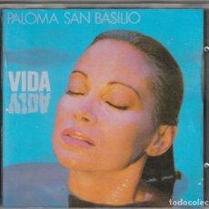 CDs de Música: PALOMA SAN BASILIO - VIDA (CD HISPAVOX 1988). Lote 148795822