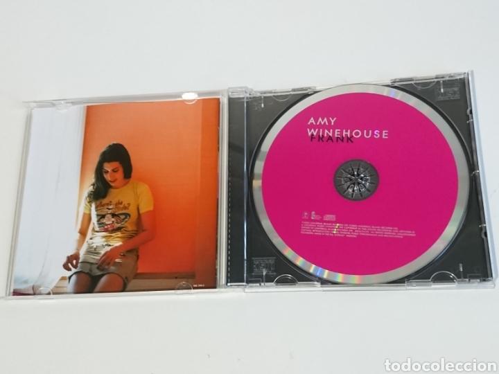 CDs de Música: AMY WINEHOUSE Frank - Foto 2 - 206364228
