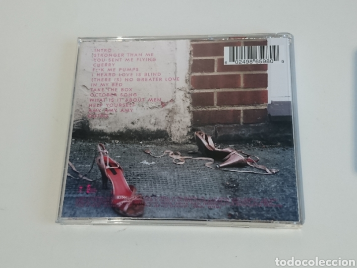 CDs de Música: AMY WINEHOUSE Frank - Foto 5 - 206364228