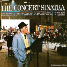 CDs de Música: FRANK SINATRA - THE CONCERT SINATRA (1963) - CD ALBUM - 8 TRACKS - UNIVERSAL MUSIC 1990. Lote 148836690