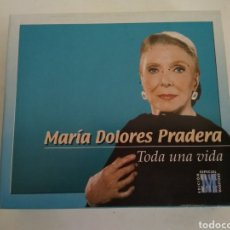 CDs de Música: CD MARÍA DOLORES PRADERA TRIPLE CD. Lote 148856558