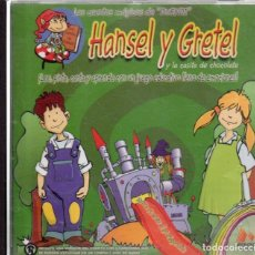CDs de Música: VESIV CD LOS CUENTOS MAGICOS DE DUENDI HANSEL Y GRETEL Y LA CASITA DE CHOCOLATE. Lote 148882018
