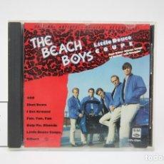 CDs de Música: CD DE MÚSICA - THE BEACH BOYS / LITTLE DEUCE COUPE - SM CAPITOL - AÑO 1989. Lote 148889529