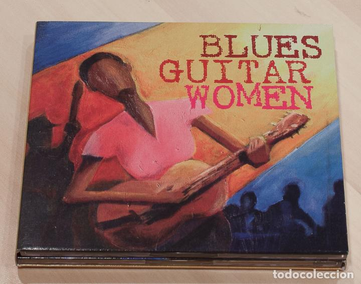 BLUES GUITAR WOMEN. 2 CD. (Música - CD's Jazz, Blues, Soul y Gospel)