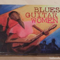 CDs de Música: BLUES GUITAR WOMEN. 2 CD. . Lote 148903398