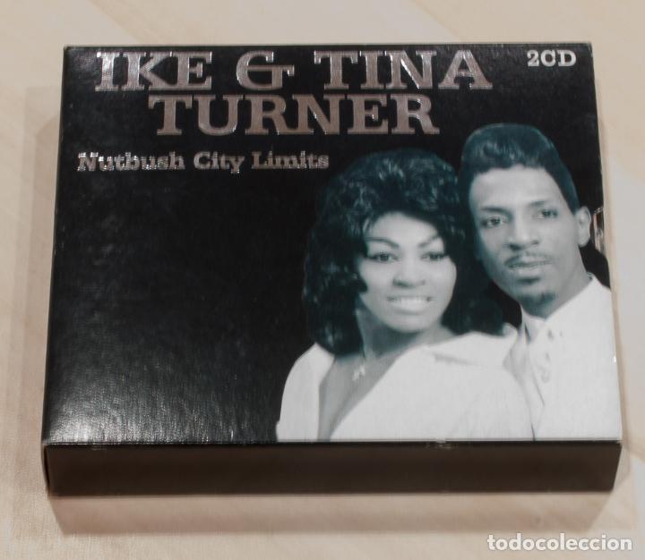 IKE & TINA TURNER. NUTBUSH CITY LIMITS. 2 CD. BLACK BOX. (Música - CD's Jazz, Blues, Soul y Gospel)