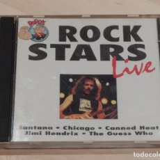 CDs de Música: ROCK STARS LIVE. POPEYE.. Lote 148905702