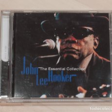 CDs de Música: JOHN LEE HOOKER. THE ESSENTIAL COLLECTION.. Lote 148906242