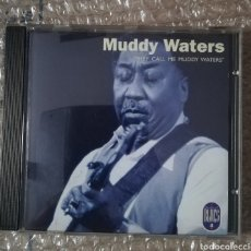 CDs de Música: MUDDY WATERS. THEY CALL ME MUDDY WATERS. Lote 148921160