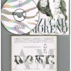 CDs de Música: CD AZUCAR MORENO AMEN EUROVISION SALAZAR LOS CHUNGUITOS BANDIDO SOLO SE VIVE UNA VEZ. Lote 149080202