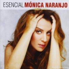 CDs de Música: 2 CD MONICA NARANJO ESENCIAL INEDITO REMIXES INSENSATEZ DREAM ALIVE NUEVO. Lote 149094606