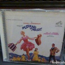CDs de Música: THE SOUND OF MUSIC 16 TEMAS. . Lote 149283946