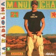 CDs de Música: MANU CHAO - LA RADIOLINA - CD ALBUM - 21 TRACKS - RADIO BEMBA 2007. Lote 149320158