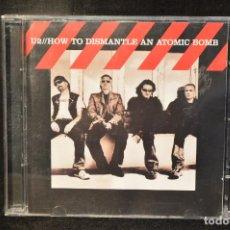 CDs de Música: U2 - HOW TO DISMANTLE AN ATOMIC BOMB - CD + DVD . Lote 151366449