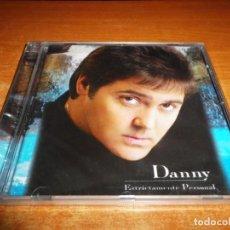 CDs de Música: DANNY ESTRICTAMENTE PERSONAL DANIEL GONZALEZ DANI CD ALBUM PRECINTADO DEL AÑO 2005 CONTIENE 13 TEMAS. Lote 149365766